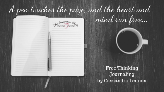 Free Thinking Journaling by Cassandra
