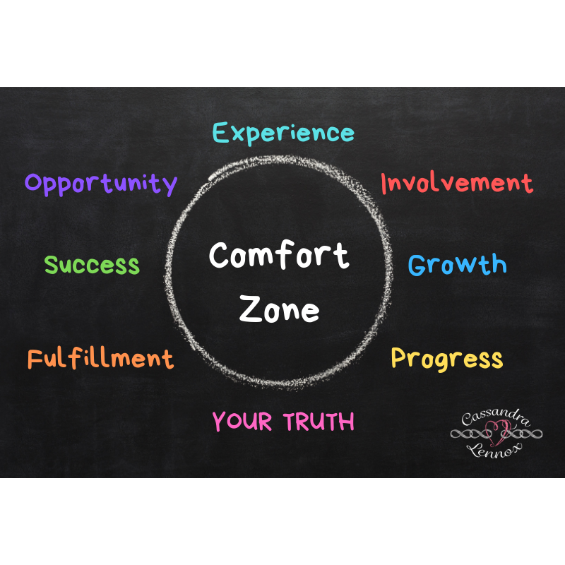 3 Easy Steps to Jumping Out of Your Comfort Zone