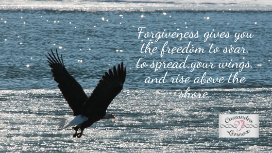 Forgiveness and the Power to Move Forward